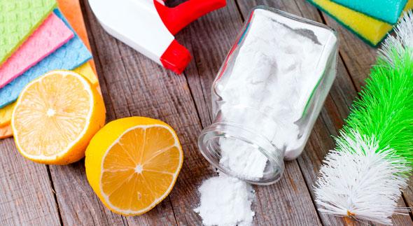 Combine receitas caseiras para lhe auxiliar a controlar o mau odor