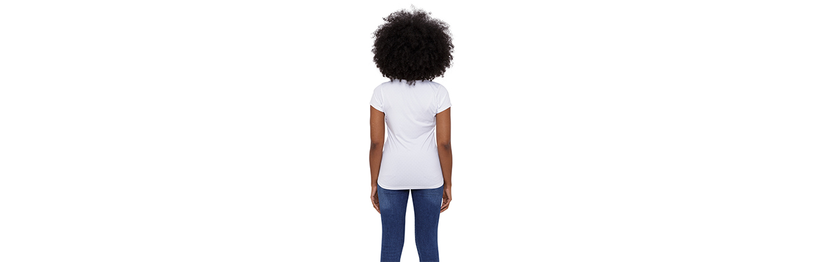 Camisa anti odor feminina