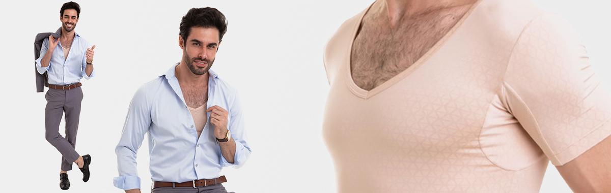 Camisa para Suor Excessivo