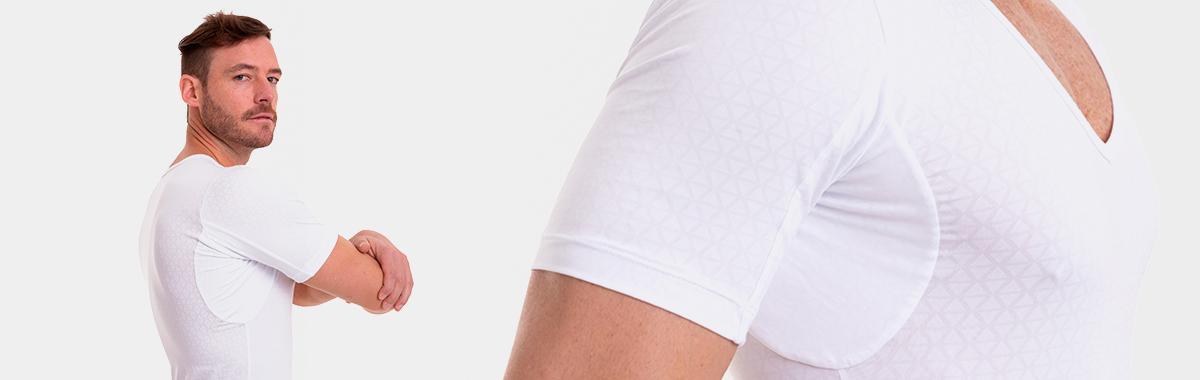 Camiseta branca básica slim