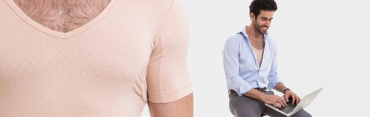Camiseta Undershirt Anti Odor