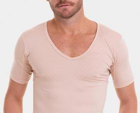 Camisa Anti Suor Skin Shirt Tecido Térmico