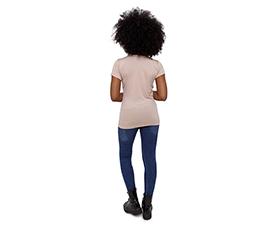 Camiseta anti suor invisível feminina