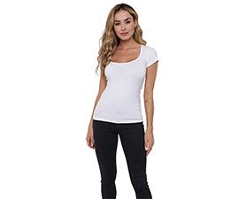 Camiseta confortável para dia a dia feminina