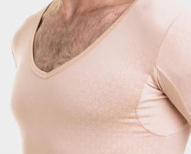 Camiseta que Retém Suor Nude