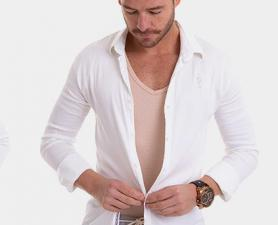 Camiseta Undershirt Invisível