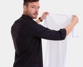 Undershirt Anti Transpirante